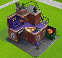 Hawkeye's Apartment from Marvel Avengers Academy 002