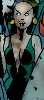Heather Douglas (Earth-2149) from Marvel Zombies Vol 1 2 001