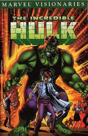 Hulk Visionaries Peter David Vol 1 8