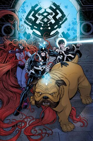File:Inhumans Once and Future Kings Vol 1 1 Textless.jpg