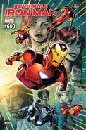 Invincible Iron Man Vol 1 600