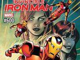 Invincible Iron Man Vol 1 600