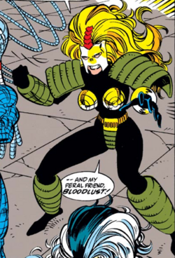 Leeann Foreman (Earth-616) from Amazing Spider-Man Vol 1 340 001