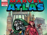 Marvel Atlas Vol 1 1