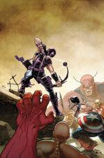 Marvel Universe Vs. The Avengers Vol 1 3 Textless