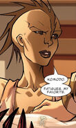 Melati Kusuma (Earth-616) from Avengers The Initiative Vol 1 1 0003