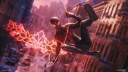 Miles Morales (Earth-1048) from Marvel's Spider-Man Miles Morales 006