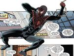 Miles Morales (Earth-TRN664) from Deadpool Kill the Marvel Universe Vol 1 2 001