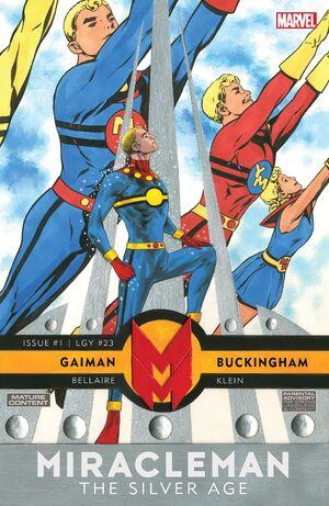 Miracleman by Gaiman & Buckingham The Silver Age Vol 1 1
