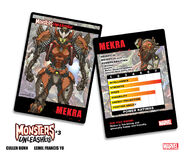 Monsters Unleashed poster 011