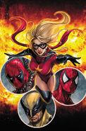 Ms. Marvel Vol 2 40 Textless