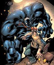 Orrie (Venom) (Earth-616) from Venom Vol 1 6 0002