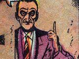 Perry Hammond (Earth-616)