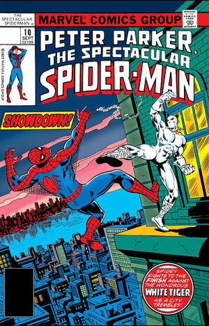 Peter Parker, The Spectacular Spider-Man Vol 1 10