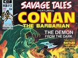 Savage Tales Vol 1 3