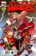 Secret Wars Vol 1 8 Midtown Comics Variant