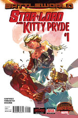 Star-Lord and Kitty Pryde Vol 1 1