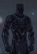 T'Challa (Earth-12041) from Avengers Assemble Season 3 Episode 17