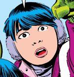 Teruki (Earth-616) from Uncanny X-Men Vol 1 181 001