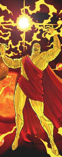 Thomas Gideon (Earth-616) from Annihilation The Nova Corps Files Vol 1 1 001