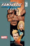 Ultimate Fantastic Four Vol 1 20
