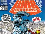 War Machine Vol 1 8