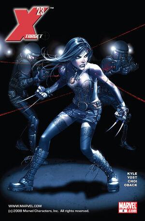 X-23 Target X Vol 1 4