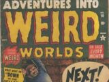 Adventures into Weird Worlds Vol 1 10