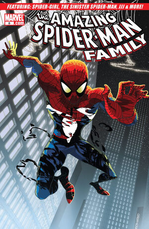 Amazing Spider-Man Family Vol 1 8