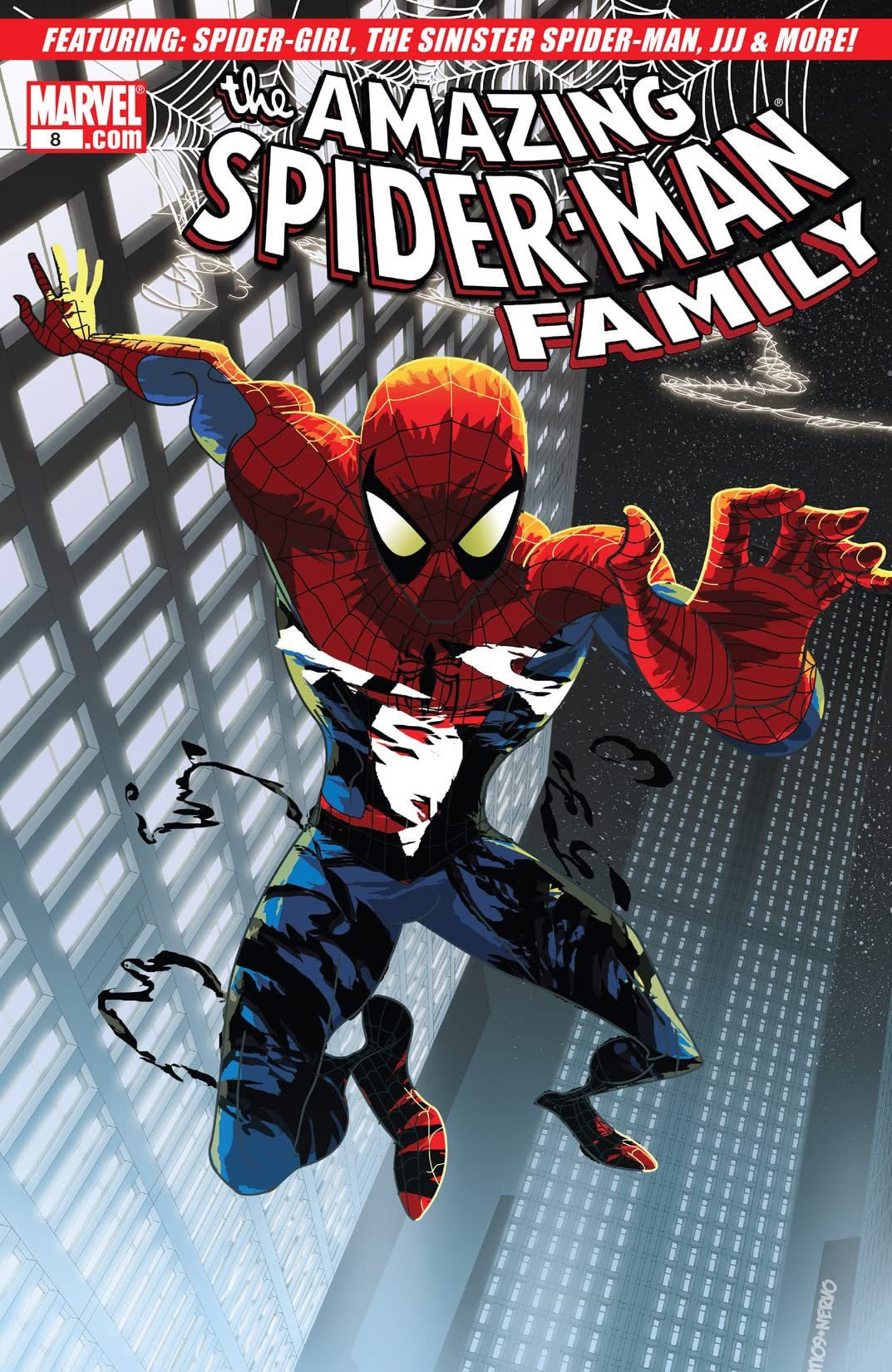 Amazing Spider-Man Family Vol 1 8
