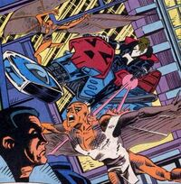 Angels (Earth-928) Punisher 2099 Vol 1 1
