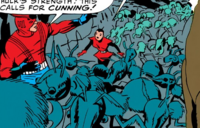 Ant-Man's Ants from Avengers Vol 1 3 0001