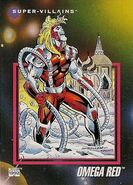 Arkady Russovich (Earth-616) from Marvel Universe Cards Series III 0001