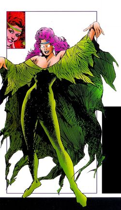 Barbara Robb (Earth-616) from Official Handbook of the Marvel Universe Mystic Arcana The Book of Marvel Magic Vol 1 1 0001