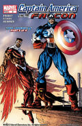Captain America and the Falcon Vol 1 3