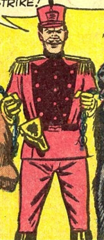 Captain Corbett (Earth-616) from Kid Colt Outlaw Vol 1 106 0001
