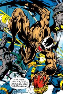 Carl Mach (Earth-616) from Venom Separation Anxiety Vol 1 1