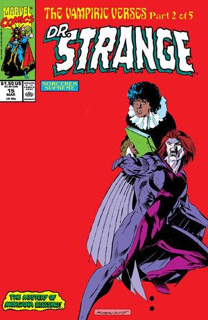 Doctor Strange, Sorcerer Supreme Vol 1 15