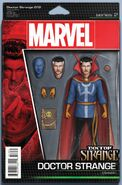 Doctor Strange Vol 4 12 Action Figure Variant