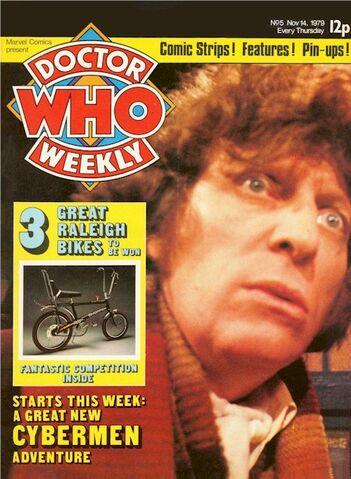 File:Doctor Who Weekly Vol 1 5.jpg