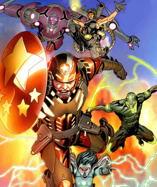 Dynasty (Earth-616) | Marvel Database | FANDOM powered by Wikia