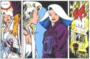 Excalibur Vol 1 5 page - Courtney Ross (Earth-616)