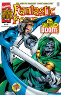 Fantastic Four Vol 3 25