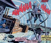 Federal Maximum-X Security Penitentiary from Superman vs. the Amazing Spider-Man Vol 1 1 001