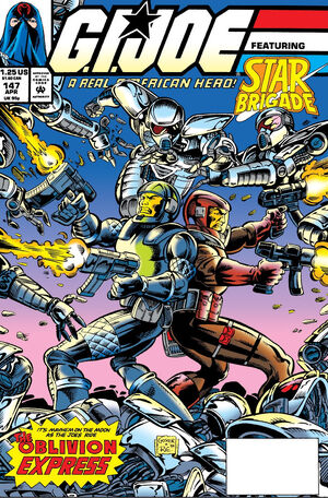 G.I. Joe A Real American Hero Vol 1 147