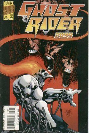 Ghost Rider 2099 Vol 1 23