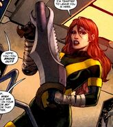 Hope Summers (Earth-616) from Steven Rogers Super Soldier Annual Vol 1 1 0001