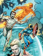 Invaders (Earth-21261) from Age of Ultron vs. Marvel Zombies Vol 1 2