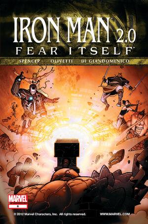 Iron Man 2.0 Vol 1 6