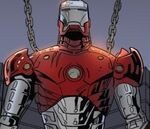 Iron Man Armor Model 8 from Spider-Man 2099 Vol 2 10 001